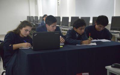 Debate virtual con el Colegio de Alto Rendimiento del Cusco