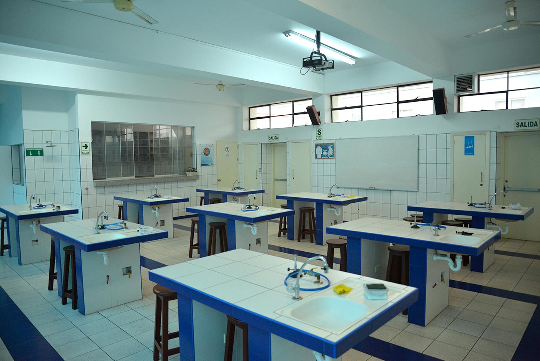 Laboratorio: Química