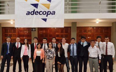 2do. puesto en el Concurso de Oratoria – ADECOPA 2016