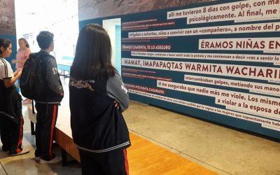 Visita de la Promoción al Monumento a los héroes de Chavín de Huántar