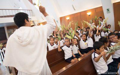 Celebraciones Agustinas por Semana Santa