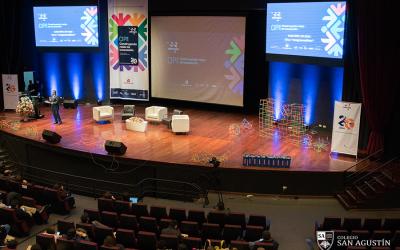 """Congreso Internacional de Profesores (CIP) """"Construyendo redes de innovación"""" de ADECOPA"""