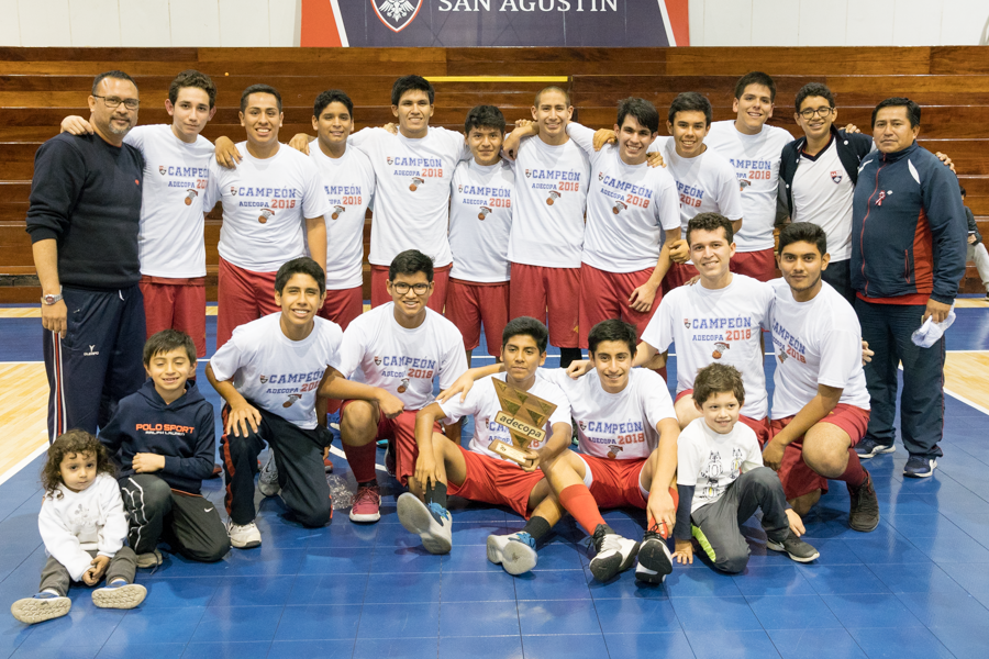 ¡Somos campeones! Basket Adecopa 2018