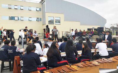 Visita de la banda de jazz norteamericana NJCU JAZZ