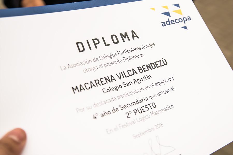 diploma adecopa
