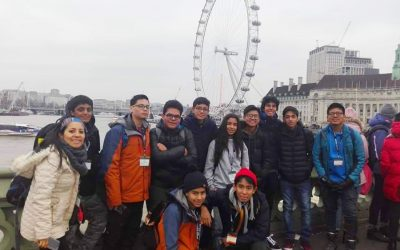 ¡Intercambio a Londres!