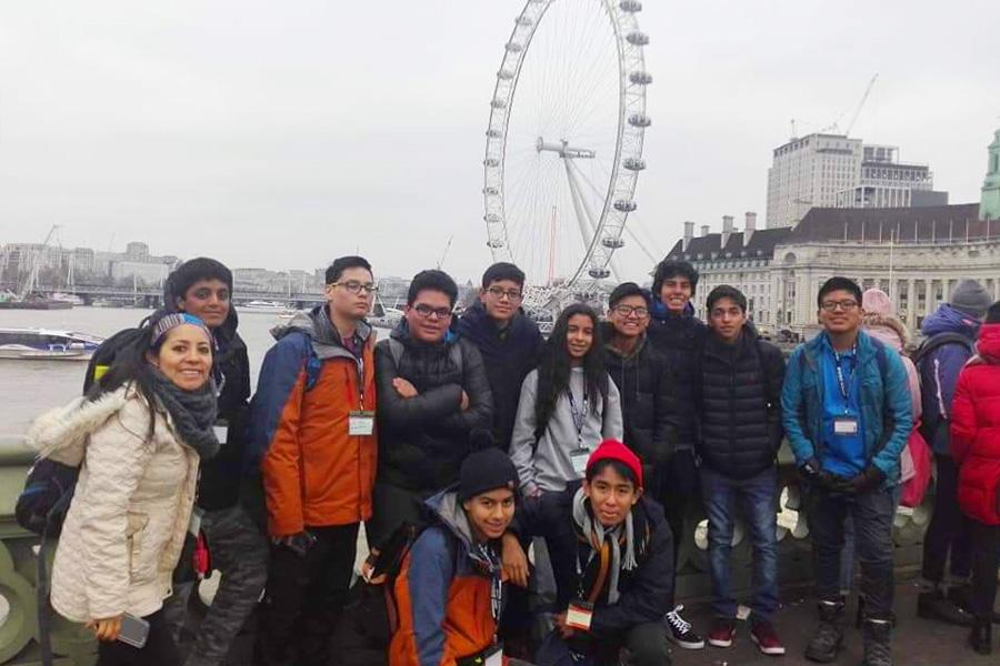 ¡Intercambio a Londres!