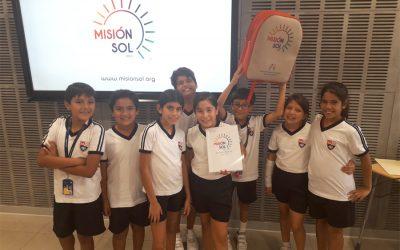 ¡Misión de Sol nos visita!