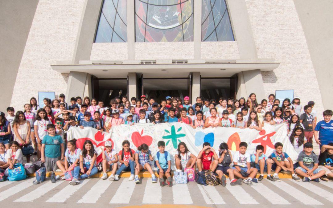 ¡Empezaron los Grupos Juveniles Agustinos!