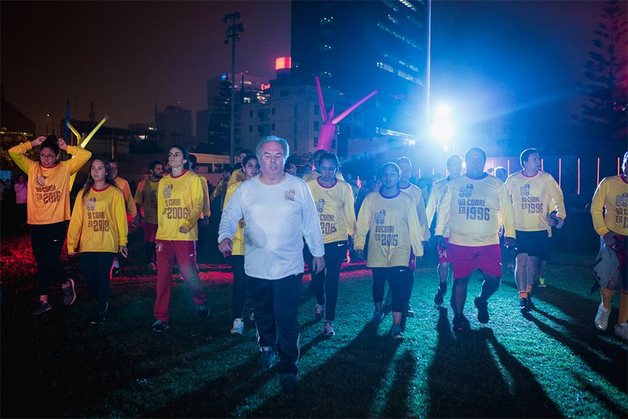 50 aniversario de las Olimpiadas Agustinas