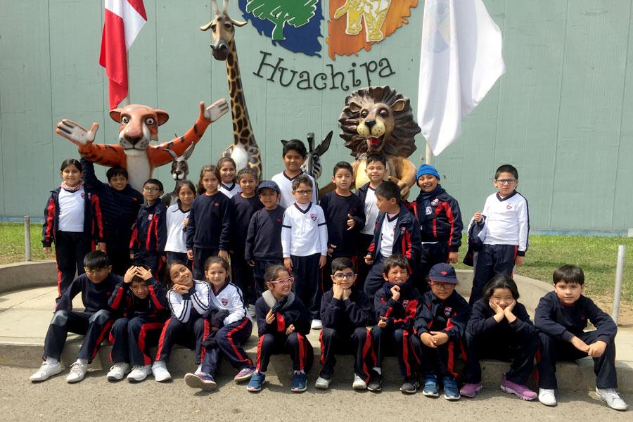 ¡Nos vamos al zoológico de Huachipa!