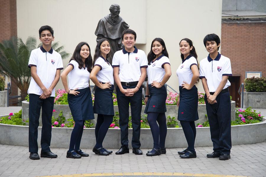 Lista 1 – Postulantes a las Elecciones del Consejo Estudiantil 2020