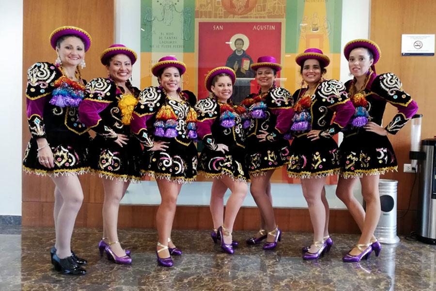 Danza Caporales