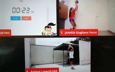 Torneo Virtual – Programa: Creciendo con el Voleibol