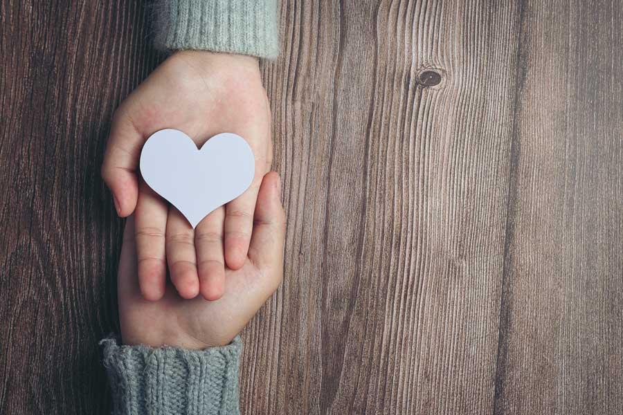Quien siembra gestos de amor, recoge gratitudes