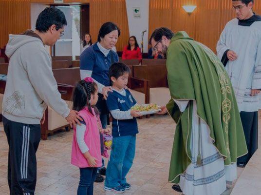 Colegio San Agustín Formación Espiritual