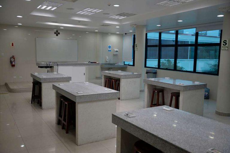 14. Laboratorio de Quimica
