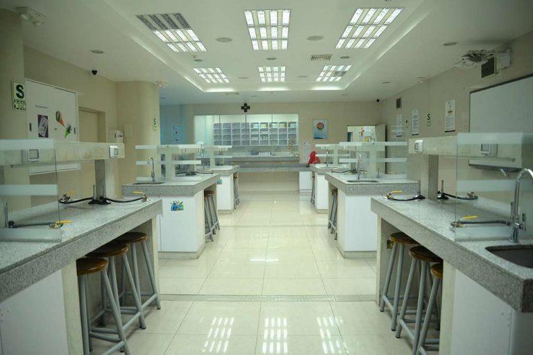 15. Laboratorio de Biologia