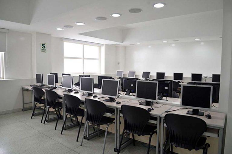 16. Laborario de Informática