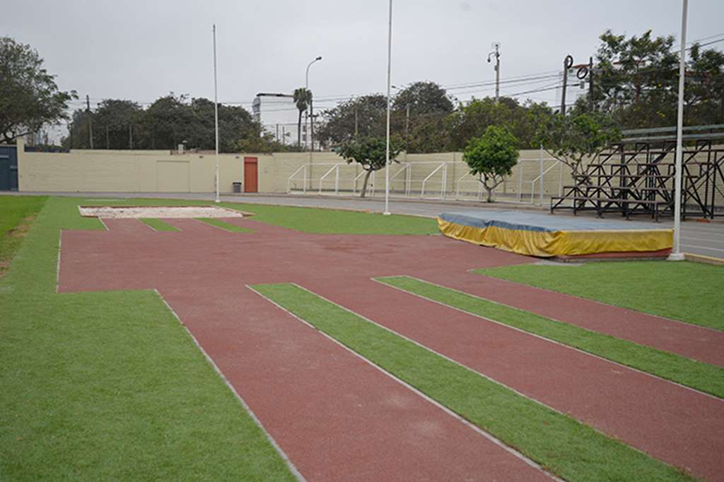 30. Atletismo